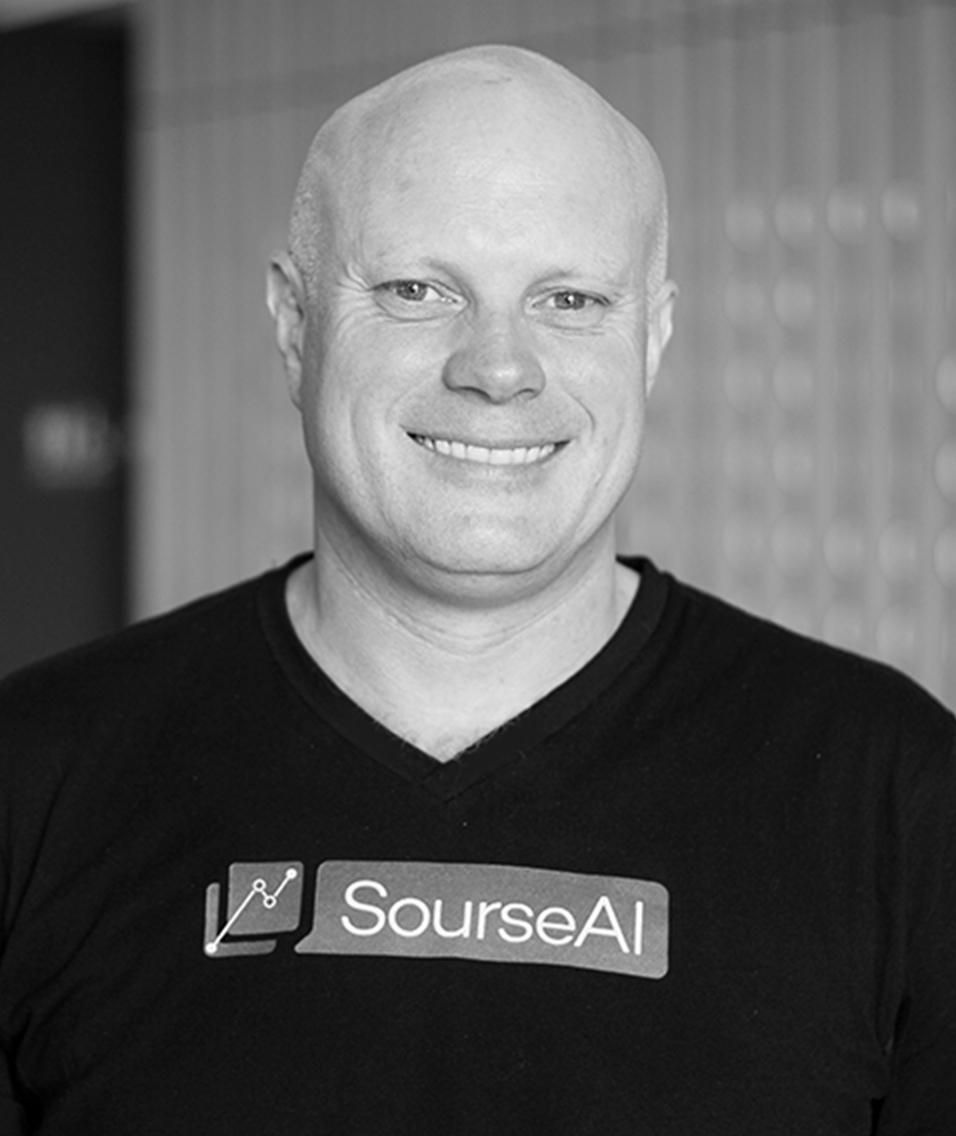 A picture of Matt Jones, the CEO