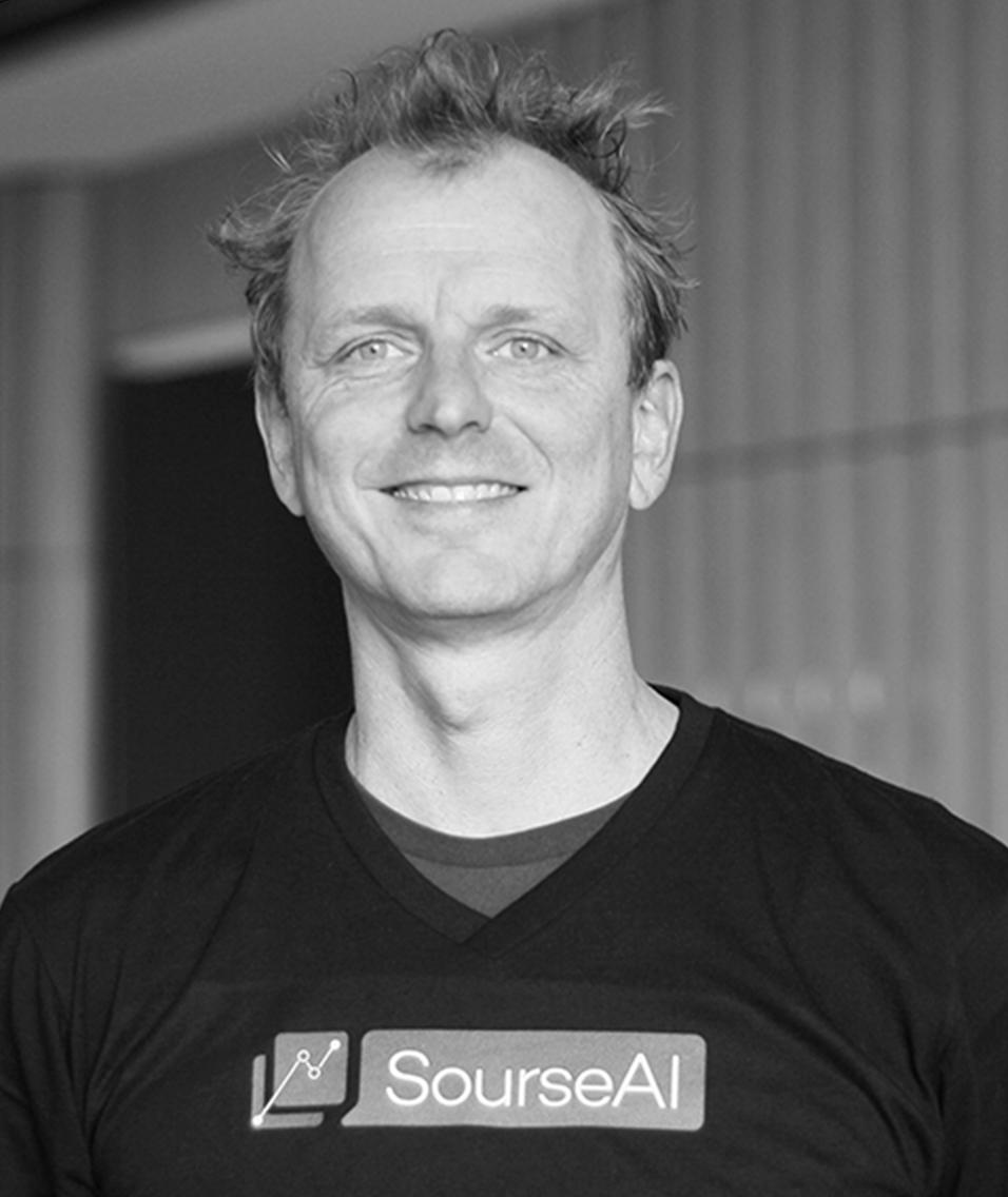 A picture of Sebastien Ardon, the Head of Platforms
